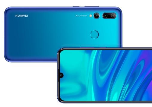 Huawei Yeni Smart P + 2019'u Piyasaya Sürüyor