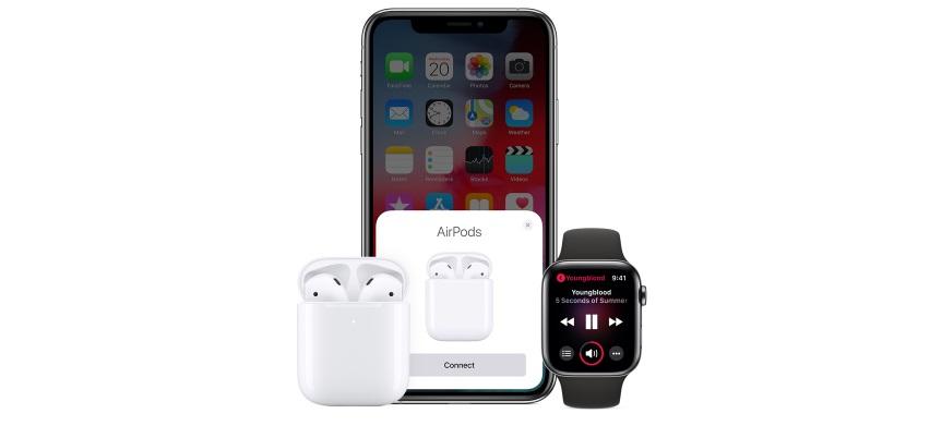 Apple AirPod 2'ların Gücü