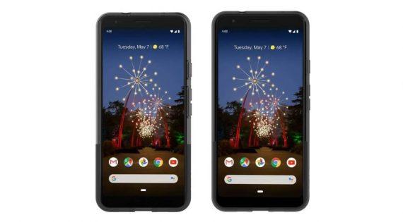 Resmi Google Pixel 3a Ve 3a XL Çok Yakında