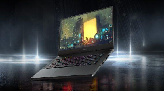 Ultra-İnce Yine Güçlü Oyun Dizüstü Bilgisayarı ROG Zephyrus M GU502