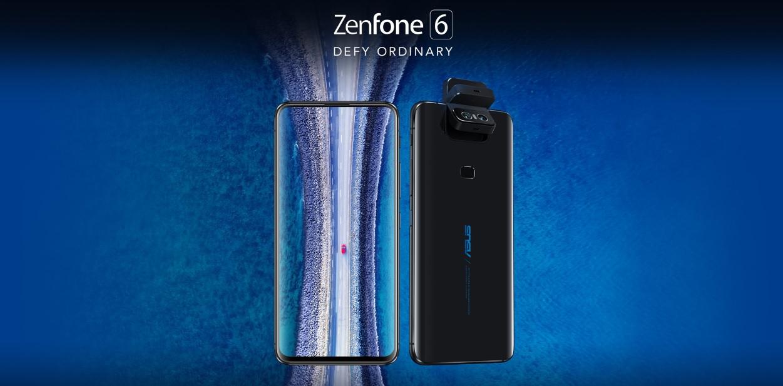 Asus ZenFone 6 Benzersiz Bir şekilde şaşırtıcı