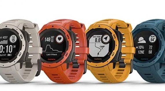 Garmin Instinct GPS Smartwatch, Sağlam Çevre İçin Üretildi