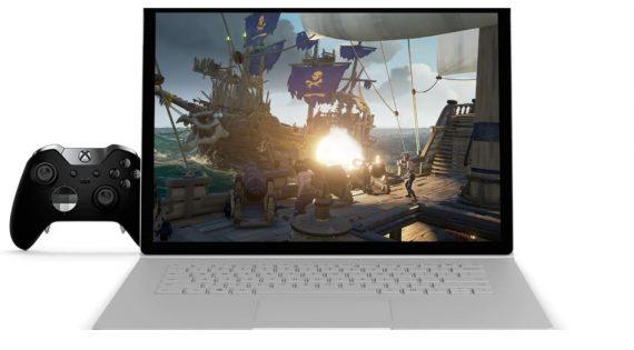 Microsoft Surface Book 2'yi Yenile