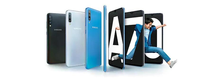 Bir Başka Güçlü Orta Sınıf Samsung Galaxy A70