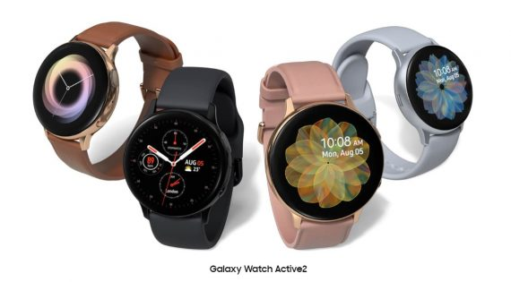 Samsung Galaxy Watch Aktif 2 Daha Büyük Geliyor