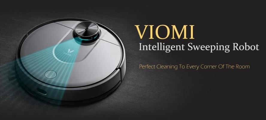 Mi Viomi Robot Vakum Pro Bir Sonraki Temizlik Cihazınız